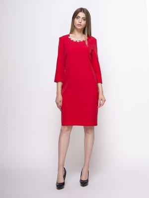 Сукня червона   4427640