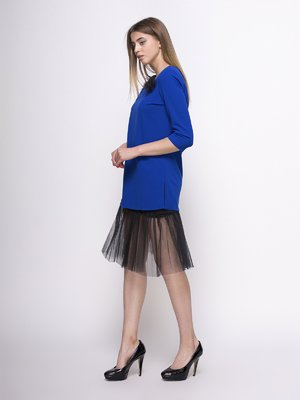 Сукня кольору електрик   4427636