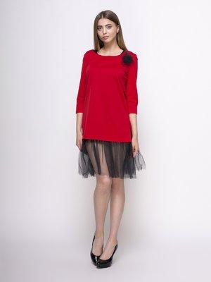 Сукня червона   4427641