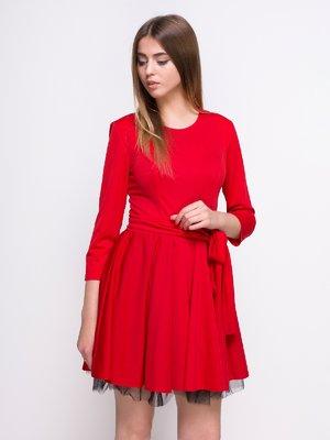 Сукня червона   4427638