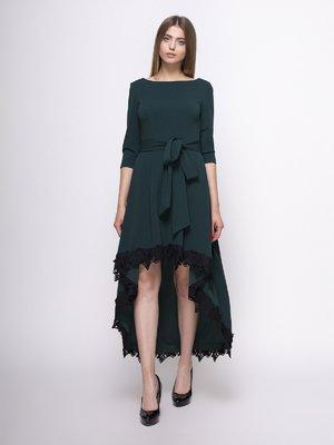 Сукня темно-зелена   4427642