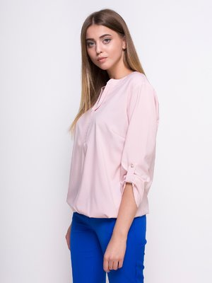Блуза розовая | 4427569