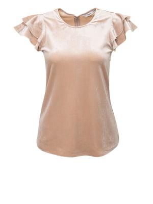Блуза бежева | 4439200