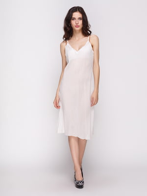Платье молочное | 4413415