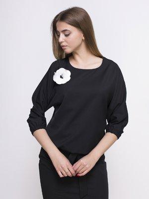 Блуза черная | 4427535