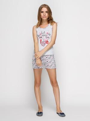 Піжама жіноча купити в інтернет магазині - LeBoutique Київ 8bc06e9c321bd