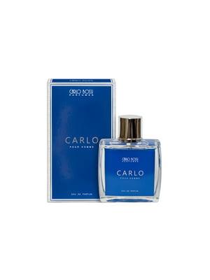 Парфюмированная вода Carlo pour homme (blue)(100 мл) | 4307722