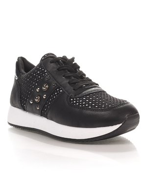 Кросівки чорні | 4367104