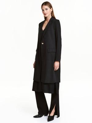 Пальто черное | 4343280