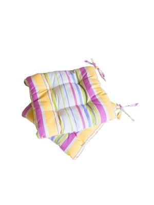 Подушка на стул (40х40 см) | 4442928