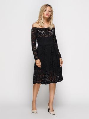 Платье черное | 3764638
