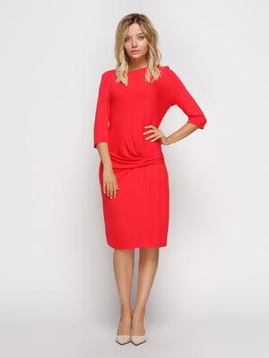 Платье красное | 1617905