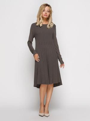 Сукня сіра | 2893483