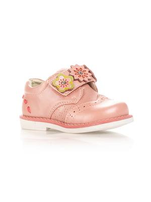 Туфли розовые   4407901