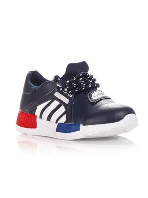 Кросівки темно-сині | 4412565