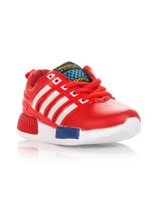 Кросівки червоні | 4412791