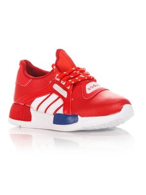 Кроссовки красные | 4402831