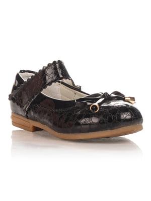 Туфлі чорні | 4408110
