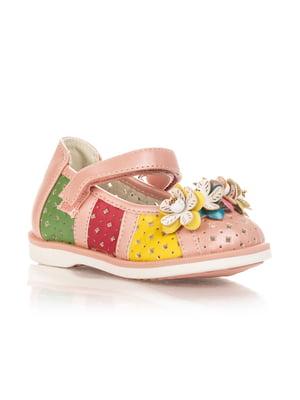 Туфлі рожеві | 4407805