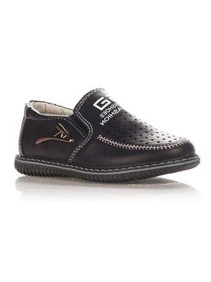 Туфли черные | 4409367
