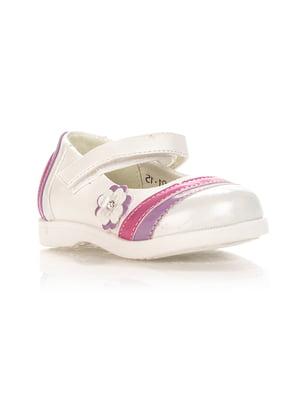 Туфли белые | 4412200