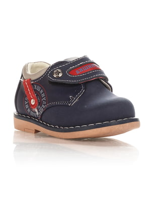 Туфли темно-синие | 4412584
