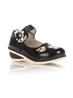 Туфли черные | 4411213
