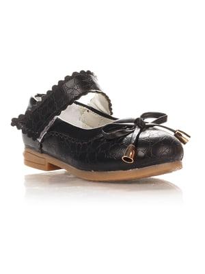 Туфли черные   4411214