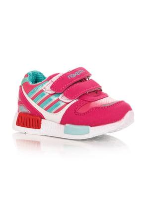Кросівки малинового кольору | 4412303