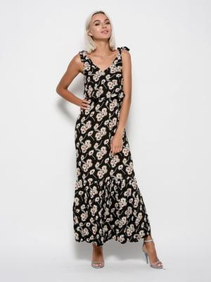 Платье в принт | 4421693
