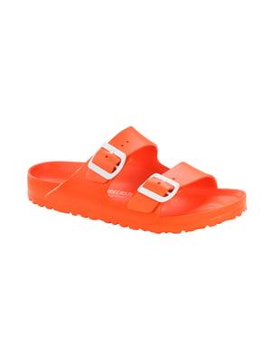 Шльопанці помаранчеві | 4445926