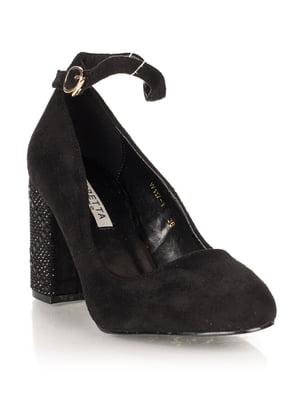 Туфли черные | 4445713