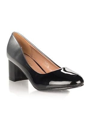 Туфли черные | 4445706