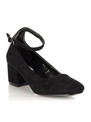 Туфли черные | 4445711