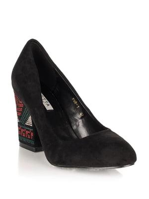Туфли черные | 4445716