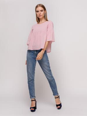 Блуза персикового кольору | 4444612