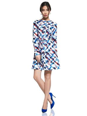 Платье клетчатое | 2950682