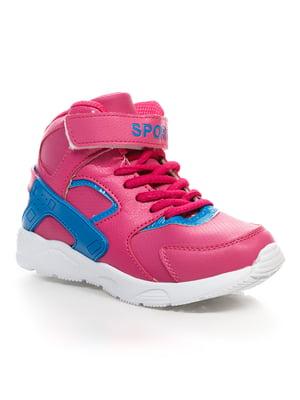 Кросівки рожеві | 4402703