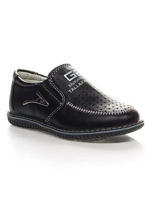 Туфлі чорні | 4409353