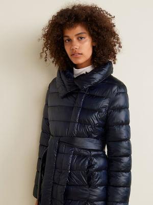 Куртка темно-синя | 4440568