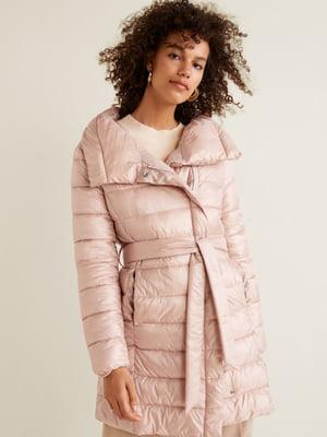 Куртка рожева | 4440569