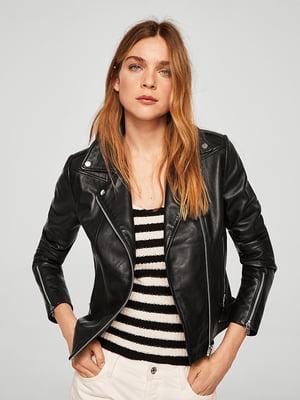 Куртка чорна | 4454054
