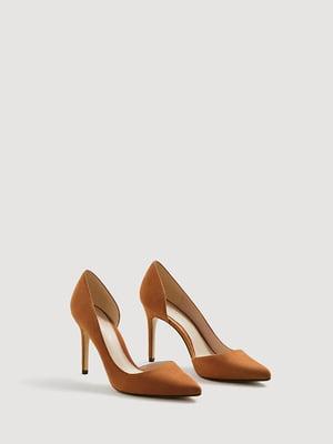 Туфли коричневые | 4454082