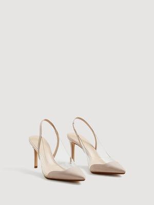 Туфли нюдового оттенка | 4454085