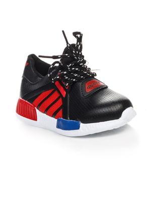 Кроссовки черные | 4410434