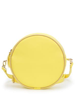 Сумка желтая | 4455301