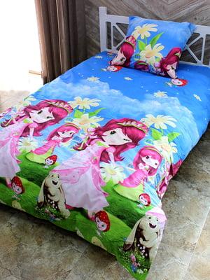 Комплект постельного белья детский | 4455282