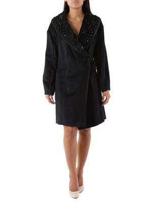 Пальто чорне | 4388969