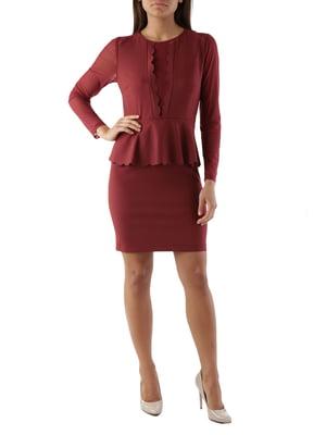 Сукня червона | 4454566