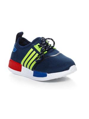 Кросівки темно-сині | 4412767